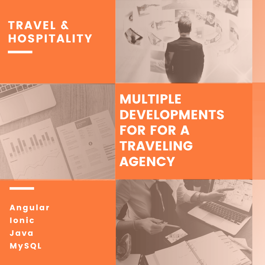 traveling agency success story