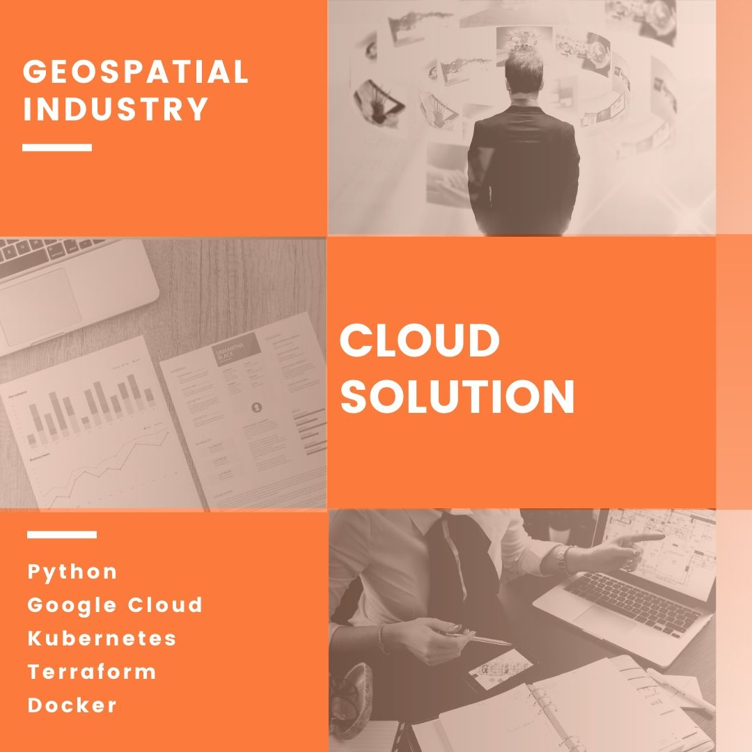 success cloud geospatial